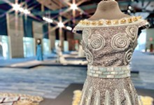 The Court of Parisian Splendour: Gowns of the 2021 Coronation - Uploaded by WitteMuseum