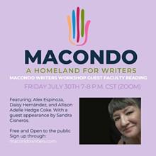 Macondo Writers Workshop Presents three nights of community readings. - Uploaded by Macondo Writers
