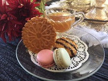 Tea Party at Lambermont Mansion - Uploaded by Lambermont Events