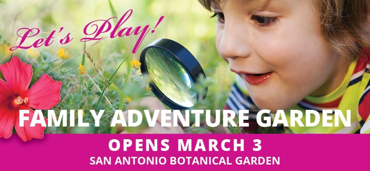 Grand Opening And Ribbon Cutting Ceremony San Antonio Botanical Garden Special Events San