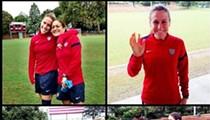 U.S. Women's National Soccer Team Announces Public Training Saturday + Preview of Sunday's Australia Match