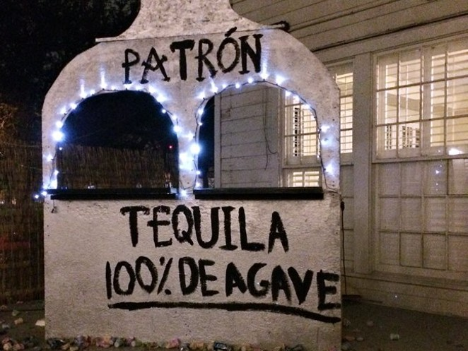 "A UT-Austin fraternity is reported to have hosted party with a ""Border Patrol"" theme. - JULIA BROUILLETTE, THE DAILY TEXAN"