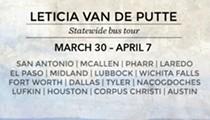 Van de Putte Launches Statewide Bus Tour