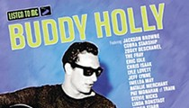 Various Artists: <em>Listen To Me: Buddy Holly (Verve Forecast)</em>