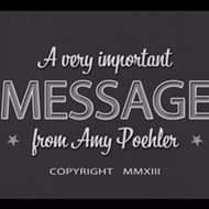 VIDEO: Amy Poehler Partners With Alamo Drafthouse Cinema's Tough Ladies Series