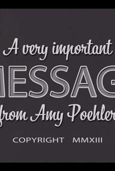 VIDEO: Amy Poehler Partners With Alamo Drafthouse Cinema's Tough Ladies Series