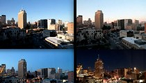 VIDEO: Downtown San Antonio Timelapse by Declan Fleming