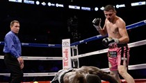 Video recap: a terrific night of boxing in San Antonio
