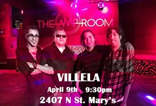 HELLY EVAN HEX -  HEAVENLY HEXED PHOTOGRAPHY - VILLELA - The Amp Room Thursday April 9. 2015