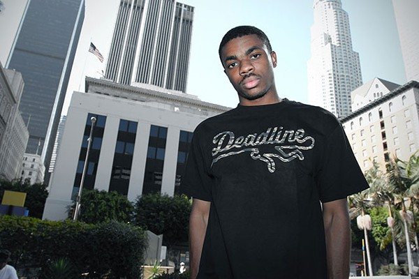 Vince Staples - COURTESY PHOTO