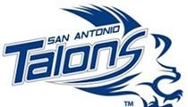 Vote for San Antonio Talons Team Uniform