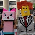Vote for UTSA 'Lego Movie' Costumes in George Takei's Halloween Costume Contest