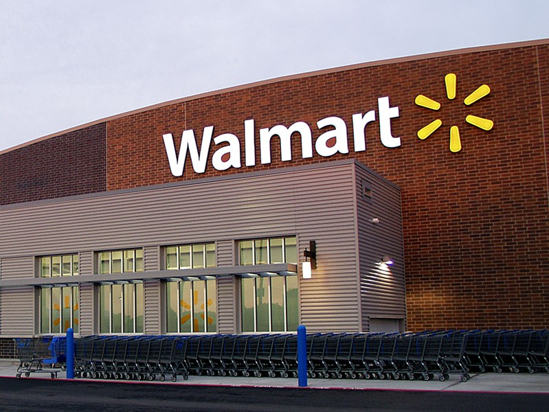 Walmart just sued Texas over its liquor laws. - WIKICOMMONS