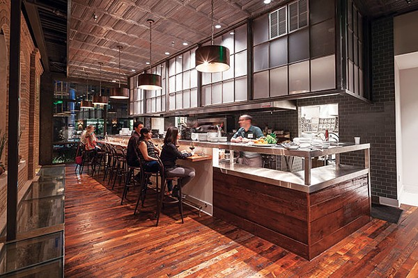 Want to add a kitchen to a 100-year old building? Call Urbanist Design. - SCOTT MARTIN, MARTINPHOTO.COM