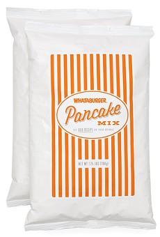 Whataburger Selling Pancake Mix Online