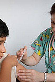 Which SA School Districts Have The Highest Vaccine Exemptions For Students?