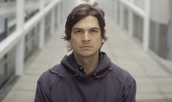 Wilco drummer and classical composer Glenn Kotche - COURTESY