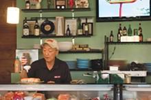 "William ""Goro"" Pitchford, San Antonio's sushi guru"