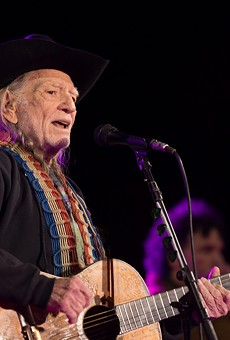 Willie Nelson at his three-day residency at Whitewater Amphitheater in New Braunfels