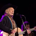 Crashing The Willie Nelson And Merle Haggard Bash At Whitewater Amphitheater