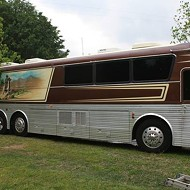 Willie Nelson's '80s Tour Bus Up For Sale on Craigslist