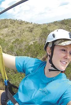 Wimberley Zipline Serves Up Thrills With a Bird's-eye View