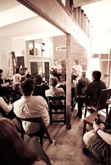 Wolverton Home Concerts