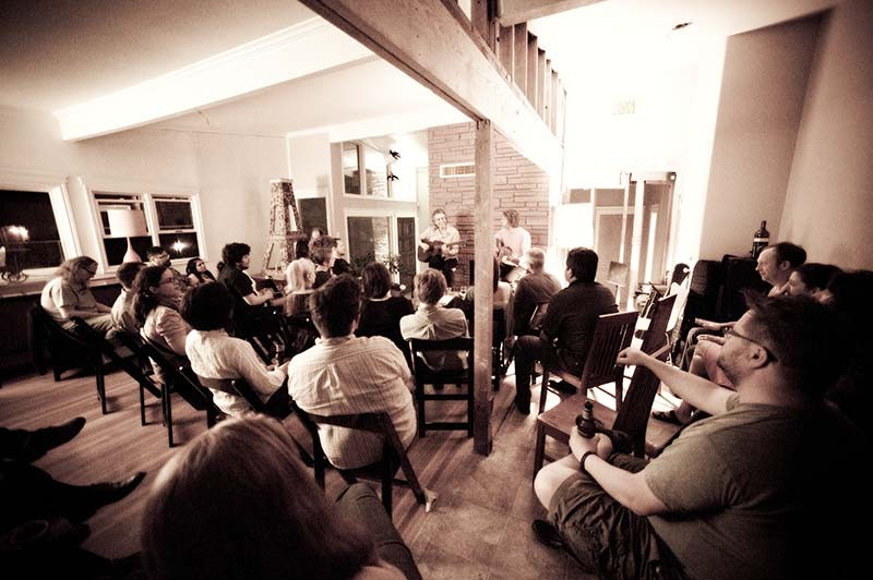 Wolverton Home Concerts - RAMIN SAMANDARI