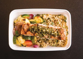 Yes, Healthy 'Fast' Food Exists in SA