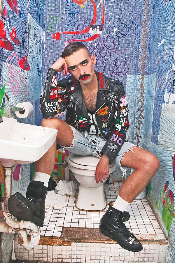 You can use it when he's done: SSION. - COURTESY PHOTO