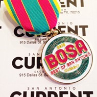 Get Your Hands On The 2015 'San Antonio Current' Fiesta Medal