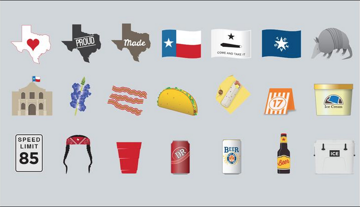 You need these. - TEXMOJI