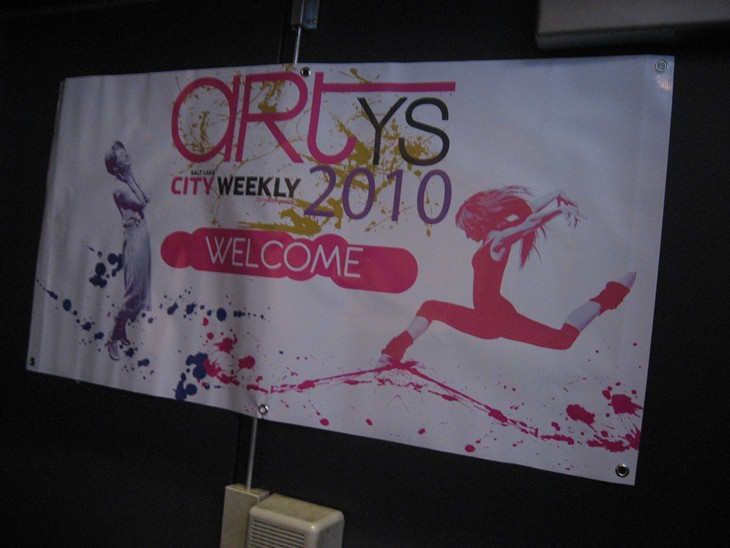 2010 Arty Awards: 9/16/10