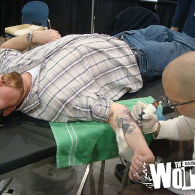 2010 SLC Tattoo Convention (photos by the Word)