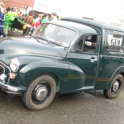 2011 St. Patrick's Day Parade: 3/12/11
