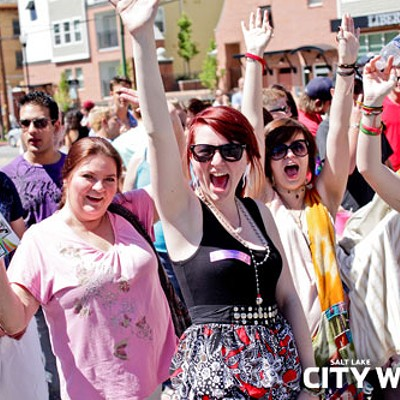 2011 Utah Pride Parade by E. Daentiz (6.5.11)