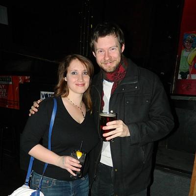 2012 CWMA: Showcase at Bar Deluxe (2.10.12)