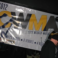 2012 CWMA - Wasted Space: 2/3/12