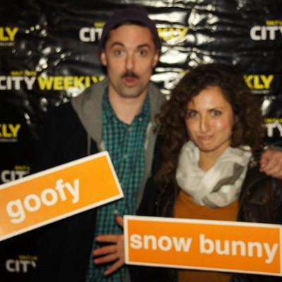 2012 Warren Miller Pre-party @ Gracie's