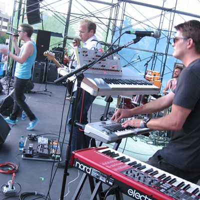 2013 Utah Arts Festival - Day 1: 6/20/13
