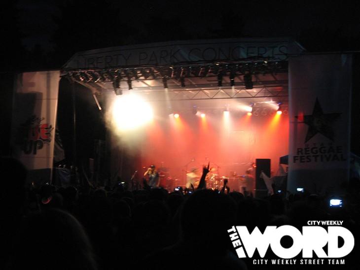 2013 Utah Reggae Festival (7.13.13)