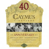 40 Years of Caymus