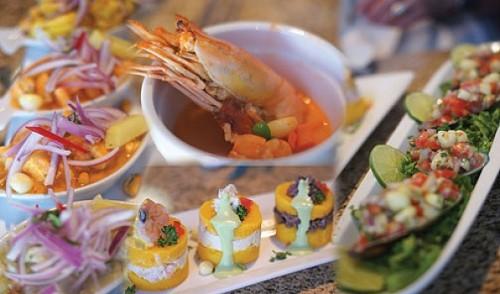 A fresh Peruvian feast - TED SCHEFFLER