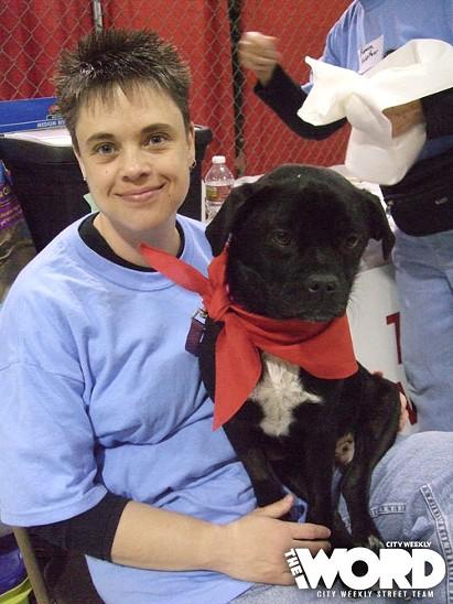 A Super Holiday Pet Adoption 12.4.10