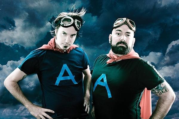 Adam Palcher and Adam Sherlock
