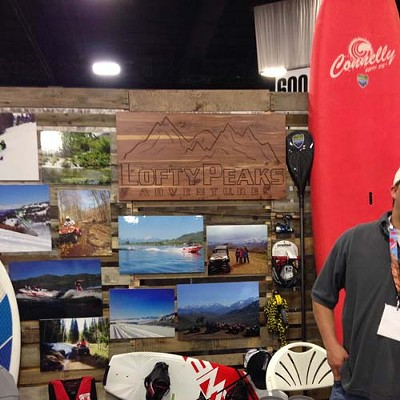 Adventure Gear Expo| 5.10.14
