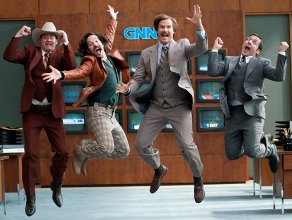 Anchorman 2: The Legend Continues - PARAMOUNT