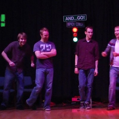 And...Go! Improv Comedy Pics
