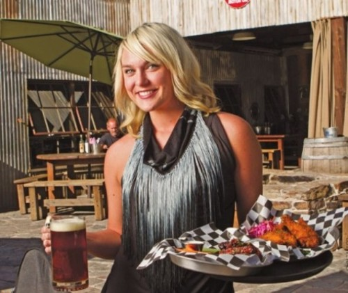 Charming Anie Jarman, The Grille At Garage On Beck