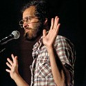Anis Mojgani with Broken Silence